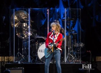 The Pretenders perform in Toronto 11/29/16 (Bobby Singh/FOHPhoto)