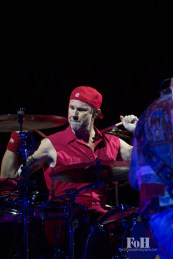 Red Hot Chili Peppers live in Toronto