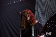 American punk band Against Me! perform in Hamilton, Ontario