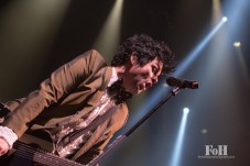 March 20th, 2017 - American punk band Green Day perform in Hamilton, Ontario