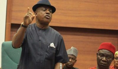 Court restrains Secondus from parading self as member, chairman of PDP