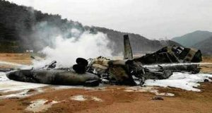 Two aircraft crash in Abuja