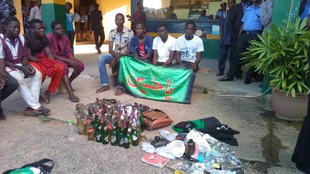 Police arrest Shiite members with bombs in Abuja