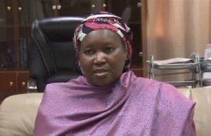 Amina Zakari, INEC's Head of Electoral Operations removed