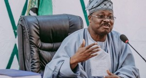 Oyo: Ajimobi boosts agric, rescue and safety with new excavators