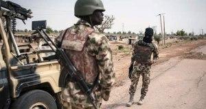 Boko Haram: Troops kill three female suicide bombers