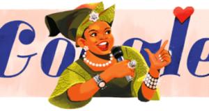 In death, Christy Essien-Igbokwe sings on Google