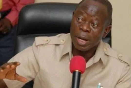 Reason PDP opposed Buhari's order against ballot box snatchers -Oshiomhole