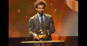 Again, Salah is African Player of the Year
