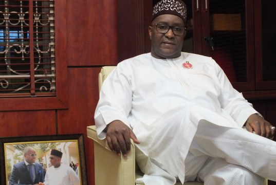 With our refineries, we are committed to providing jobs –Awwal Garba