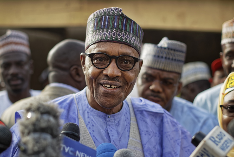 Image result for Buhari to supporters: My victory enough for you… don't humiliate the opposition
