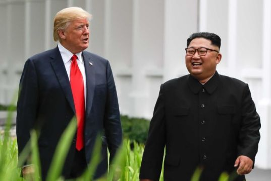 N'Korea nuclear talks: Trump confirms another summit for late February