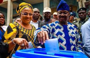 Oyo: Ajimobi loses again, states what he expects of his successor