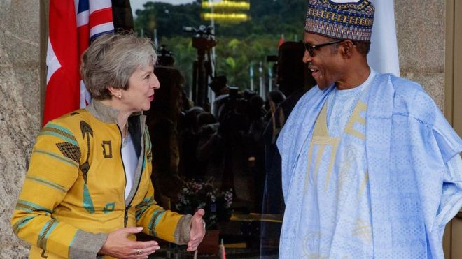 Nigeria will remain committed to working with UK, Turkey –Buhari