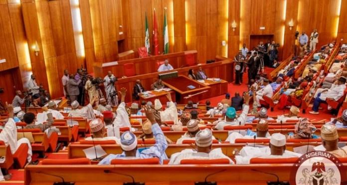 Senate gets Buhari's request to confirm Nwoha as NASC Commissioner