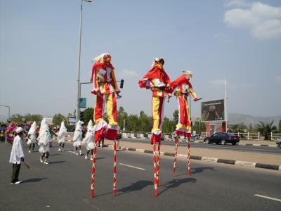 Abuja carnival gets new date