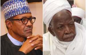 The Justice Nasir I worked with –Buhari