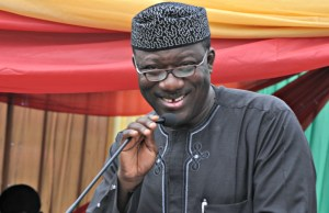 Lecture: Why Nigeria is in its present state of underdevelopment -Fayemi
