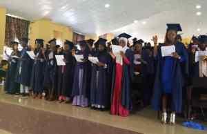 MOCPED calls for discipline, matriculates 2018/2019 regular degree students