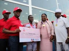 Why Delta will continue to lead in sports in Nigeria -Okowa