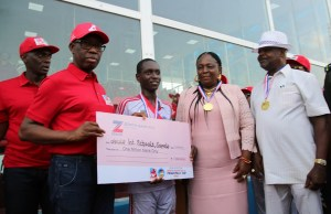 Why Delta will continue to lead in sports in Nigeria -Okowa