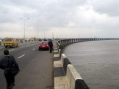 Third Mainland Bridge safe for use, shows video of test
