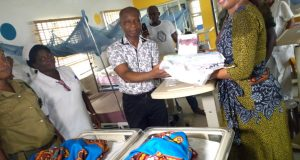 How prison inmate delivered of twins died of complications