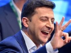 Ukraine election: Comedian Zelensky wins presidency by landslide