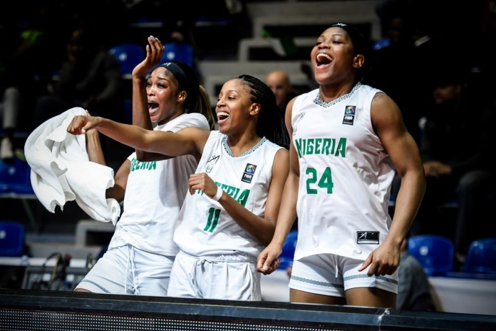 D'Tigress camp in frenzy after 2020 Olympics draw