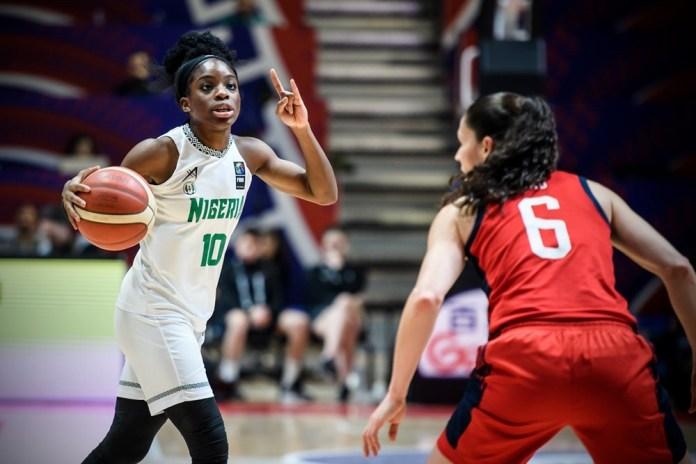 2020 Olympics: D'Tigress will make Nigerians proud -Amukamara
