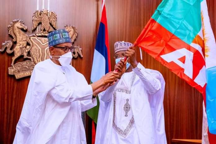 Buhari to Ayade, Matawalle: Your people will respect you for joining APC