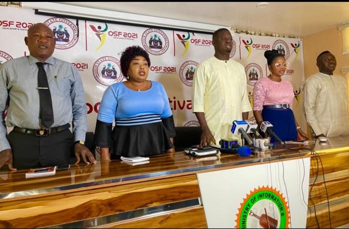 Oyetola unveils Osun Sports Festival, promises to nurture talents