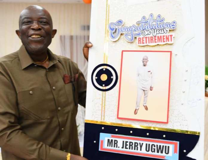 Danbatta, others extol retired Deputy Director, Jerry Ugwu