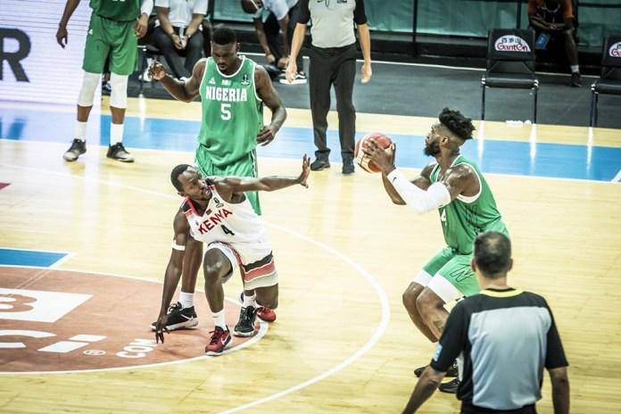 2021 Afrobasket: D'Tigers win big against Kenya