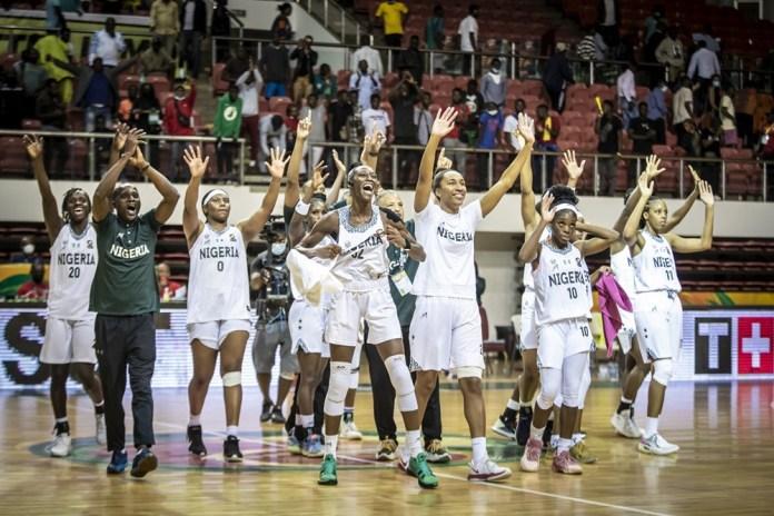 Buhari congratulates D'Tigress on victory at 2021 Afrobasket
