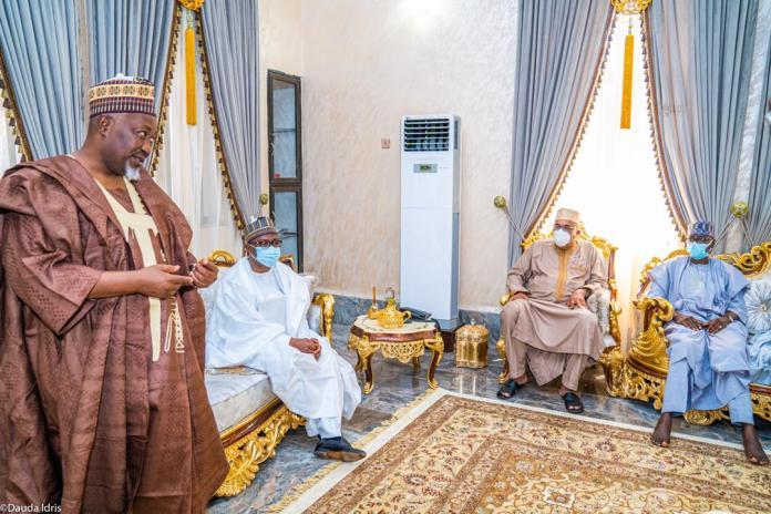 Jigawa governor to Babandede: You are a worthy ambassador