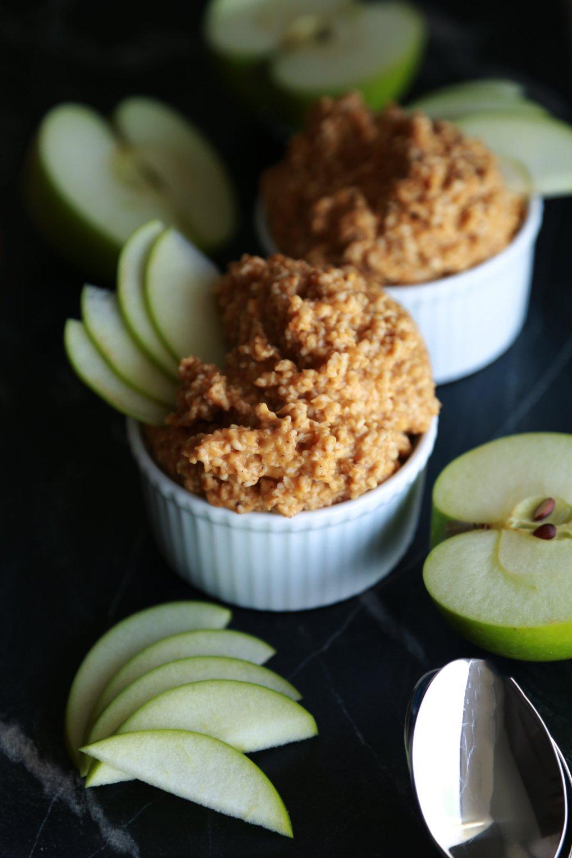 Vegan & Gluten Free Pumpkin Pie Oats