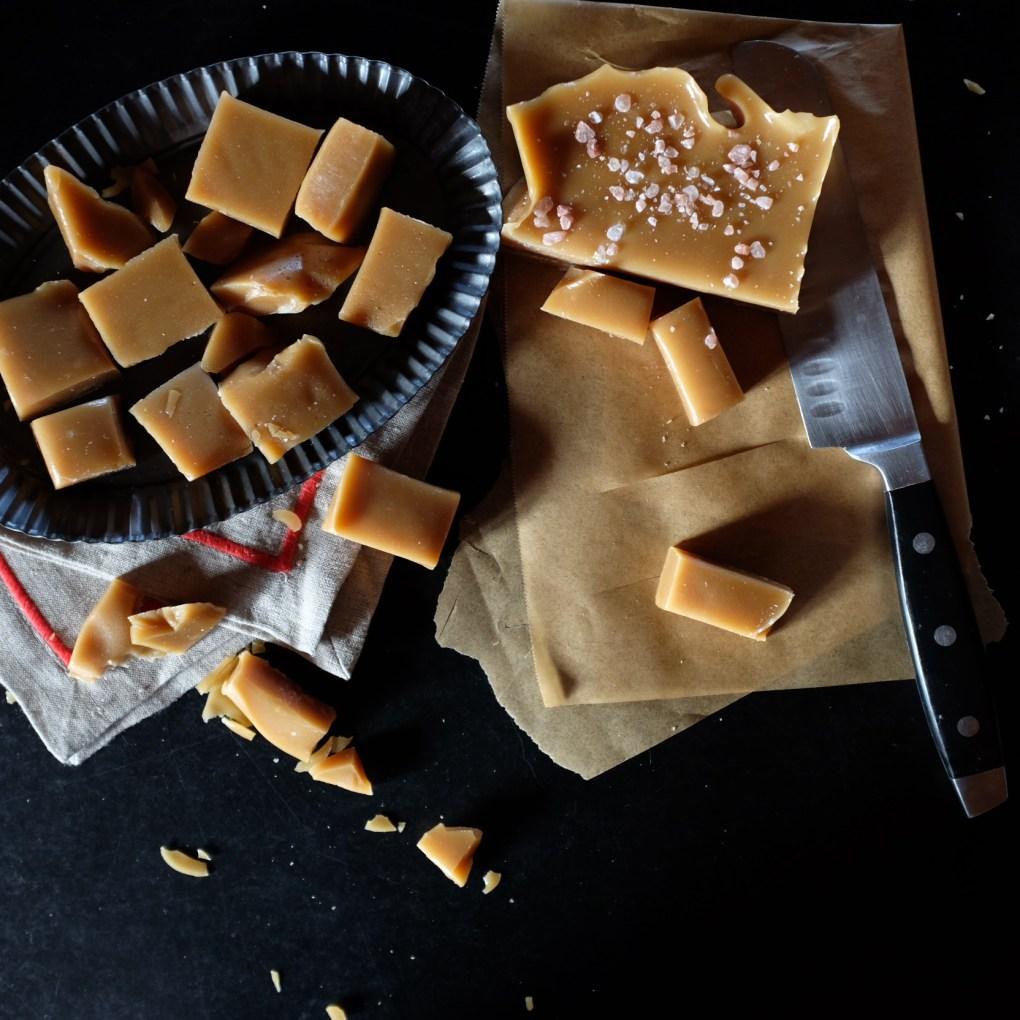 easy homemade caramels