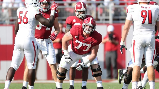 Offensive Line  Why does Alabama dominate the SEC West  It s not their  skill players d52383db9