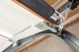 Garage door maintenance in the Front Range