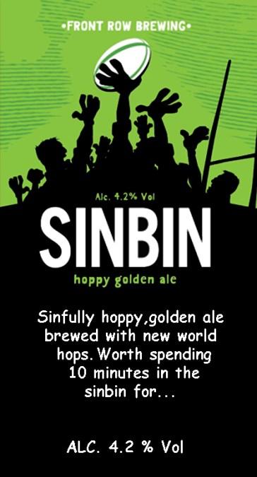 Sinbin tasting notes