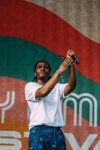 Smino at the Austin City Limits Festival 10/13/2018. Photo by Greg Noire. Courtesy ACL Fest/C3 Photo