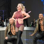 Formula 1: Britney Spears performs at the United States Grand Prix in Austin