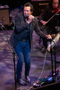 Alejandro Escovedo at the Paramount Theatre, Austin, TX 1/5/2019. © 2019 Jim Chapin Photography