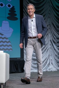 Starbucks CEO and Presidential Candidate Howard Schultz at SXSW 2019, Austin, TX 3/9/2019. © 2019 Jim Chapin Photography