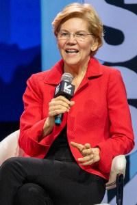 Senator Elizabeth Warren at SXSW 2019, Austin, TX 3/9/2019. © 2019 Jim Chapin Photography