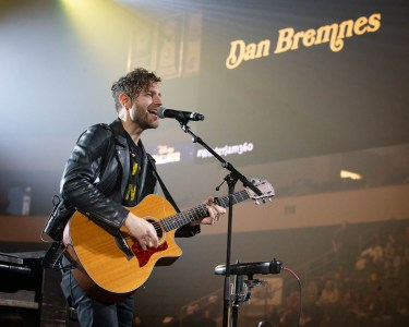 Dan Bremnes at Winter Jam 2019 at H-E-B Center, Cedar Park, TX 3/3/2019. © 2019 Jim Chapin Photography