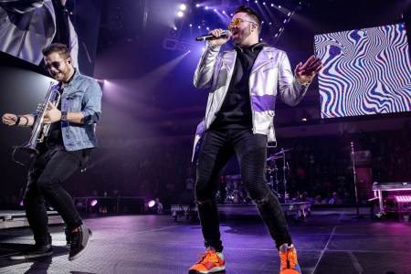 Danny Gokey at Winter Jam 2019 at H-E-B Center, Cedar Park, TX 3/3/2019. © 2019 Jim Chapin Photography