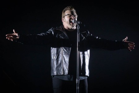 Newsong at Winter Jam 2019 at H-E-B Center, Cedar Park, TX 3/3/2019. © 2019 Jim Chapin Photography