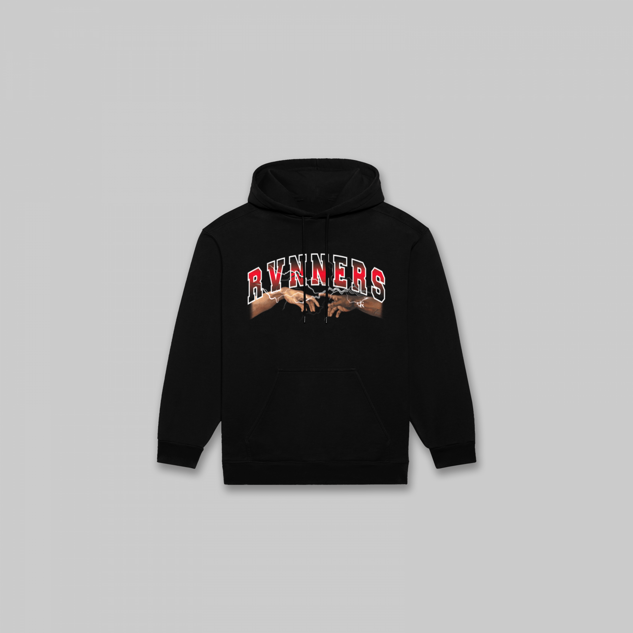 Frontrvnners Rvnners Red Hoodie